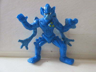 "Di Carattere Dolce Figurine De Collection Vintage Saban 1995 "" Power Rangers "" Mechant Bleu"