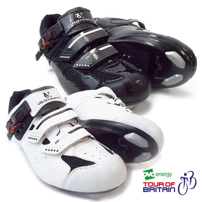 VeloChampion Elite Road Cycling Schuhes (pair)