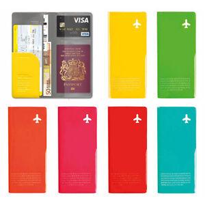 alife hf travel organizer paper money passport card document holder cover wallet. Black Bedroom Furniture Sets. Home Design Ideas