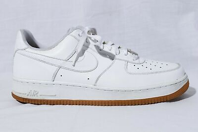 Nike Air Force One AF-1 Men's White Casual Shoes sz US 11.5 EUR 45.5  887225180218 | eBay