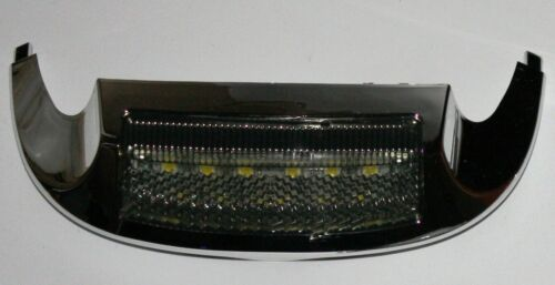 Custom Dynamics Front Fender Smoke Lens Amber LED Tip for /'14 and Newer HD Touri