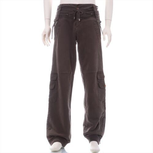 D & G Cotton Cargo Pants S Men's Khaki
