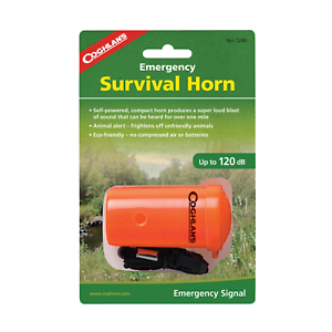 Coghlan/'s Urgence Survie Horn