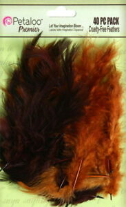 Mixed-FEATHERS-Chocolate-Caramel-40-per-Pack-approx-6cm-long-Petaloo