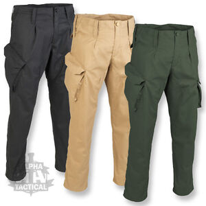 BRITISH-ARMY-PCS-STYLE-RIPSTOP-TROUSERS-COMBAT-ISSUE-CAMO-AIRSOFT