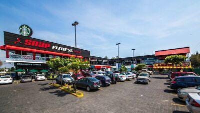 Locales comerciales en Plaza Ubika los Robles en renta