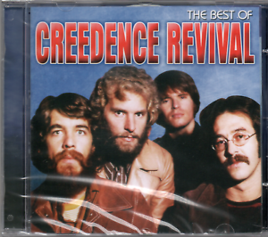 Creedence-Clearwater-Revival-CD-The-Best-Of-Brand-New-Sealed