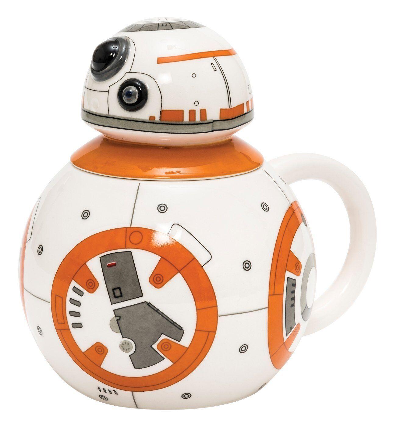 Star Wars Tasse de Céramique Design de Bb-8 en Céramique Haute Qualité Decora