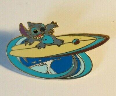 Stitch on Surfboard PVC Figure//Cake Topper Disney Lilo /& Stitch Surfing Wave