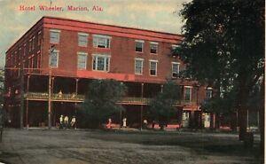 Postcard-Hotel-Wheeler-in-Marion-Alabama-122068