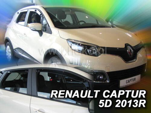 /> 4-piezas Heko derivabrisas Renault Captur 5 türig 2013 27186