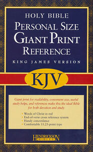 KJV-Personal-Reference-Bible-Giant-Print-Imit-Leather-Black