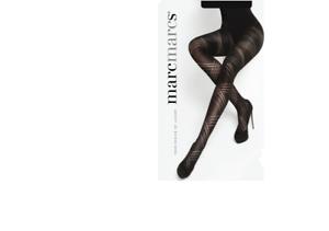 Beförderung San Francisco Sonderrabatt Details zu Fashion Damen Strumpfhose MarcMarcs Blickdicht Dunkelblau XXL