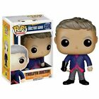 Dr Who 12th Doctor With Spoon Funko Pop Vinyl Figure