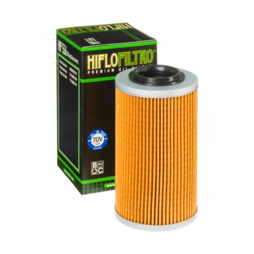 Hiflofiltro Premium Oil FilterHF556