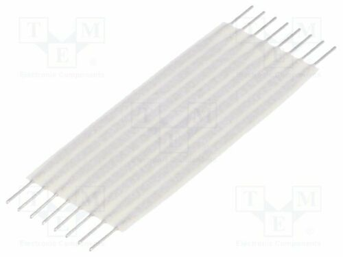 cable plano R 25,4mm 3-1437130-6 FFC FPC 1,27mm L flachk Los conectores o enchufes