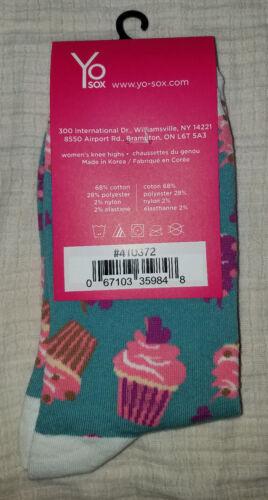 Made by Yo Sox Fun and Funky Socks Women/'s Sizes