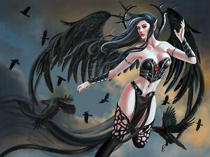 Thorn-ANGEL-par-Nene-Thomas-SunsOut-1000-Piece-Fantasy-PUZZLE-NEUF