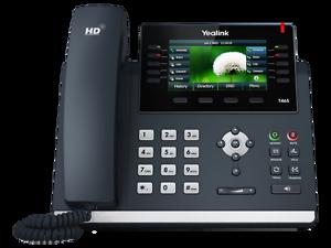 OPEN BOX Yealink SIP-T46S Gigabit HD IP Phone 6 LInes 1 Yr Warranty