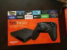 Amazon Fire TV Gaming Edition Brand New  2017 version Gaming Remote Control