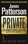 Private: (Private 1) by James Patterson (Paperback, 2011)