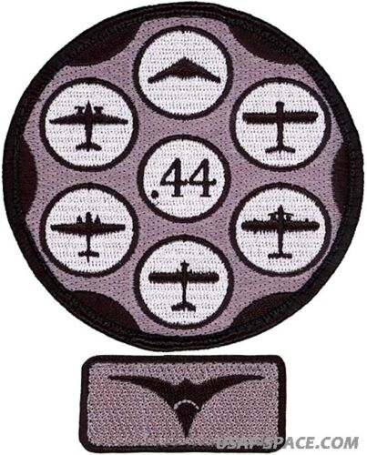 GAGGLE USAF 44th RECONNAISSANCE SQ PATCH ORIGINAL RQ-170 STEALTH DRONE