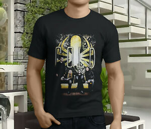 fd0877e9 New Popular Cold Band Spider Rock Band Men's Black T-Shirt Size S ...