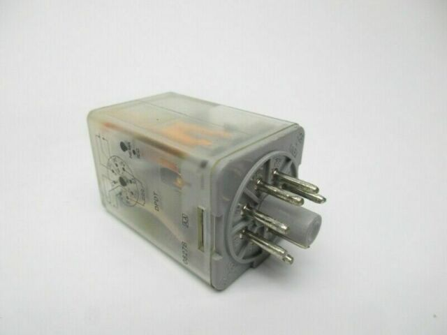 8501KP12P14V20 Square D Relay Octal Base 120 V