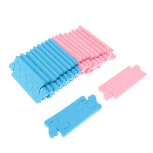 20x-soft-sponge-foam-finger-toe-separator-nail-art-salon-pedicure-manicure-HK