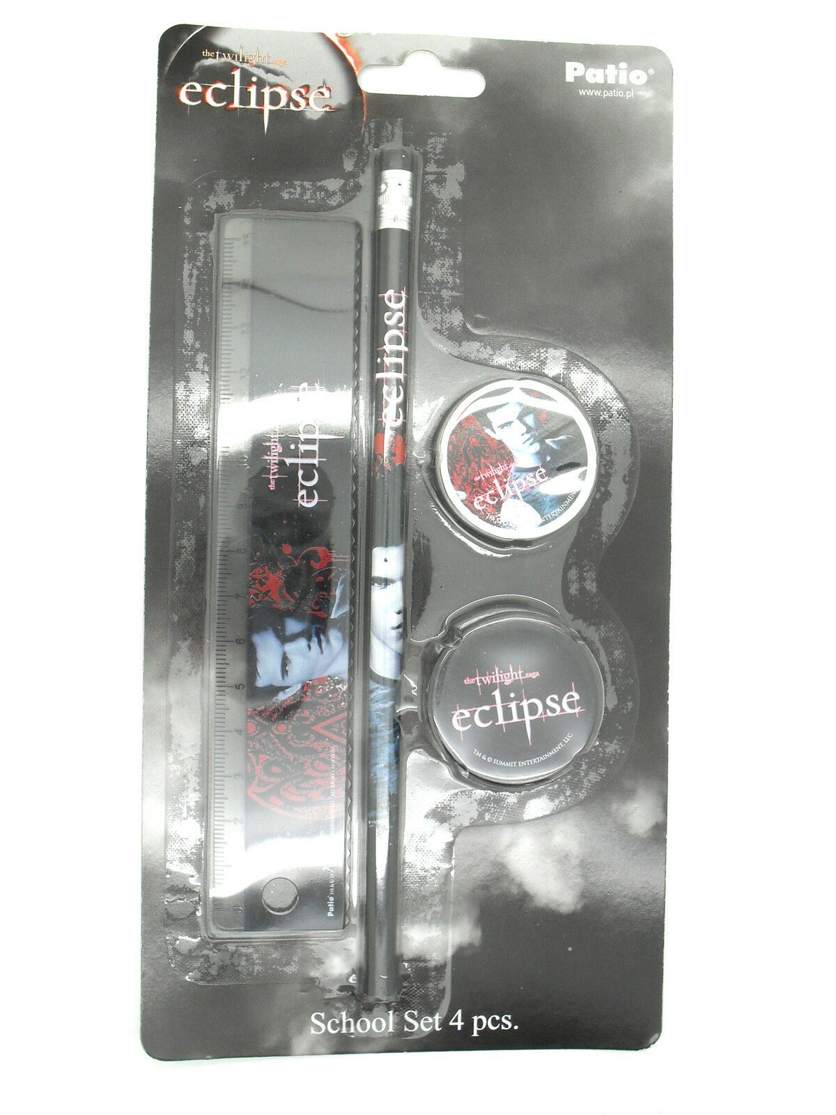 Kuli Spitzer Lineal 15 cm Radiergummi Staedtler student set: 2 Bleistifte HB