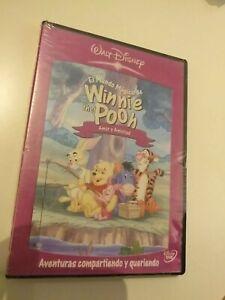 Dvd-winnie-the-pooh-amor-y-amistad-precintado-nuevo
