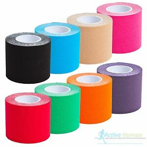 Kinesiology-Tape-3-6-9-12-Pack-Sport-Physio-Muscle-Strain-Injury-Support-KT-Ares