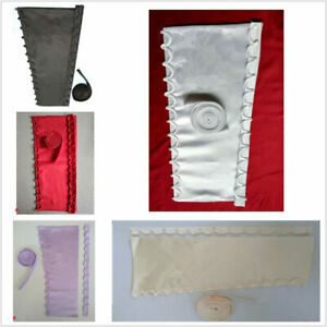 a set satin corset kit zipper replacement wedding gown all