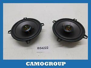 Pair Speakers Coffers Pair Of Speakers Audiola 60W 4 Ohms S12PP