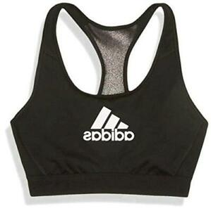 adidas-Women-039-s-Don-039-t-Rest-Alphaskin-Bra-Black-Small-Black-Size-Small-nUal
