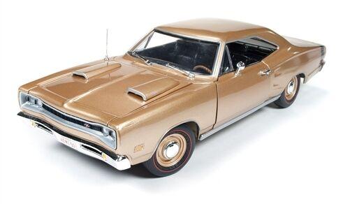 Auto World Ertl American Muscle 1969 Dodge Coronet HEMI 50th Anniversary ERT1024