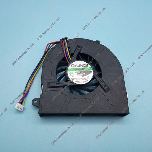 New CPU Cooler Fan For ASUS U50 U50V U50VG U50A U50F U6S Z37 Z37E Laptop Fan