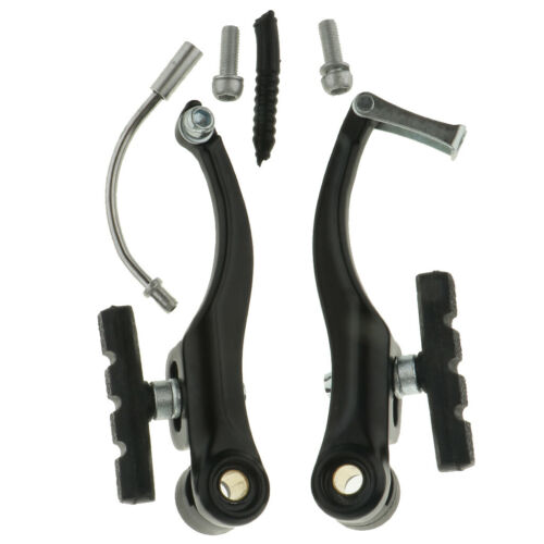 Cycling Linear Pull V-brake Caliper Mountain Bikes Front and Rear Brakes