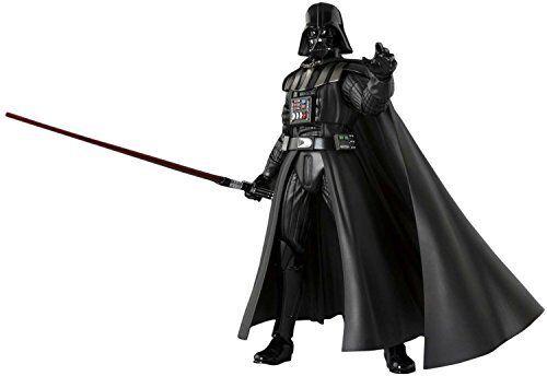 Episode VI kb09 New Bandai S.H.Figuarts Star Wars Darth Vader PVC Figure Japan