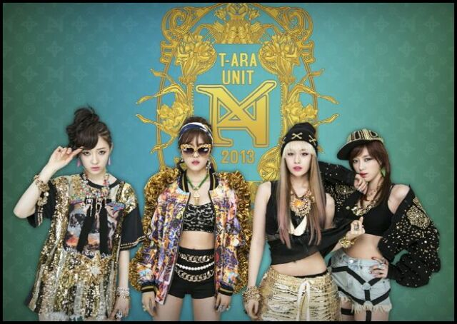 T-ARA N4 1st Mini Album [Jeonwon Diary] :: CD with Photo Booklet,Poster,New tara