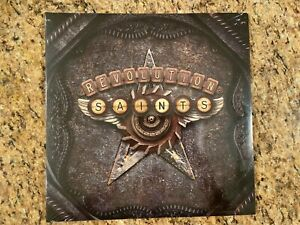 Revolution Saints S/T Limited Edition Silver Colored Vinyl NEW