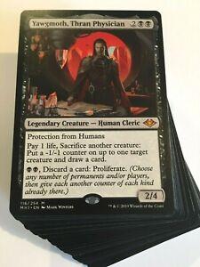 ***Custom Commander Deck*** Yawgmoth, Thran Physician - EDH Mtg Magic Cards