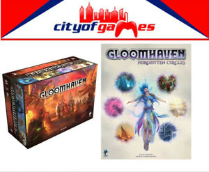 Forgotten Circles Board Game Expansion Gloomhaven
