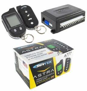 Car-Alarm-Scytek-A777-2-Way-Remote-Control-Security-System-Anti-Theft