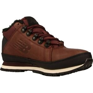 New-Balance-754-Men-039-s-Winter-Boots-Hiking-Shoes-Leather-Burgundy-HL754BB