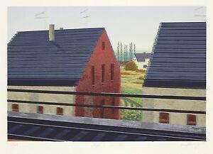 Bernd-Schwering-Durchblick-1978-Farbserigrafie-handsigniert