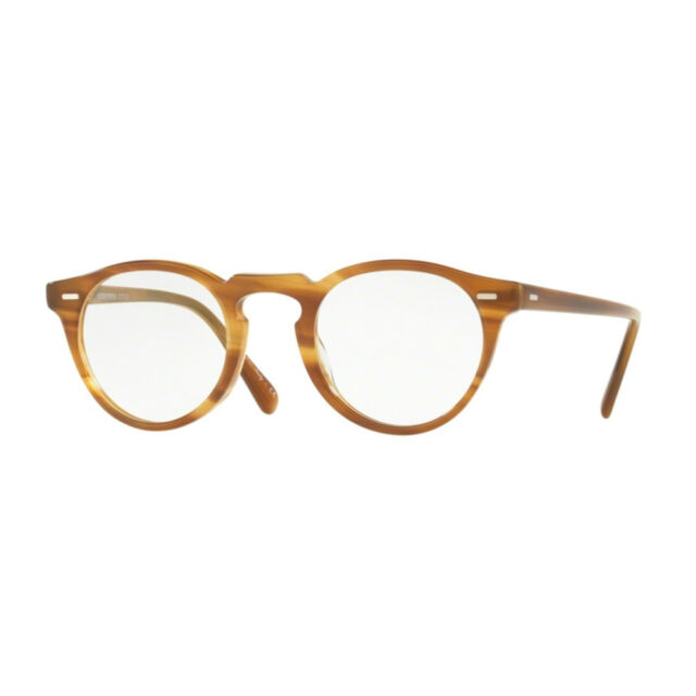 Oliver Peoples OV 5186 1011 Gregory Peck Raintree// Havana Optical Frame