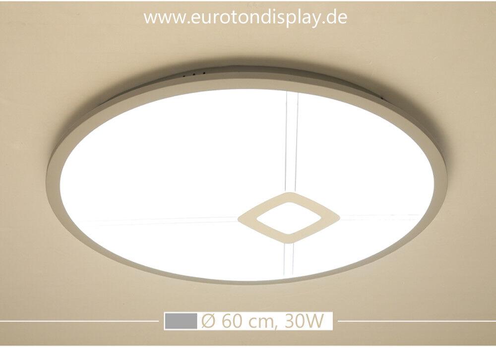 LED 60-2108 Lampada Lampada Lampada da soffitto con telecomando Coloreeee della luce luminosità regolabile 4c6100