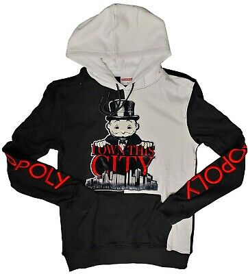 Freeze Max Red Jumping off Stacks Pullover Hoodie
