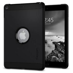 iPad-9-7-034-2018-2017-Spigen-Tough-Armor-Black-Shockproof-Protective-TPU-Case